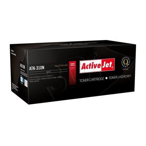 Activejet toner kyocera fs-2000 new 100 atk-310n black darmowy odbiór w 20 miastach! (5901452128821)