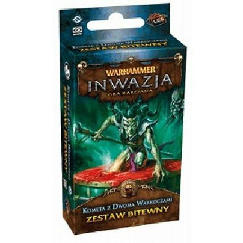 Warhammer Inwazja: Kometa z Dwoma Warkoczami z kategorii Gry karciane