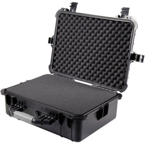 Walizka narzędziowa, wodoszczelna Basetech 1310220, (DxSxW) 500 x 410 x 190 mm, Kolor: czarny, 1310220