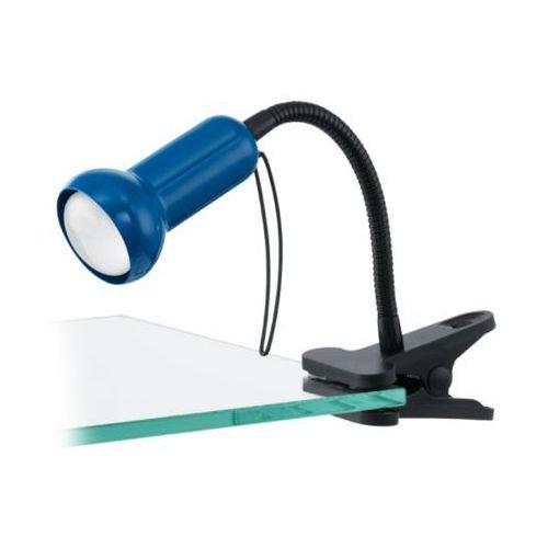 lampa na klip FABIO niebieski, EGLO 81261