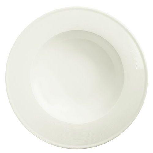 Talerz głęboki porcelanowy śr. 25 cm Line