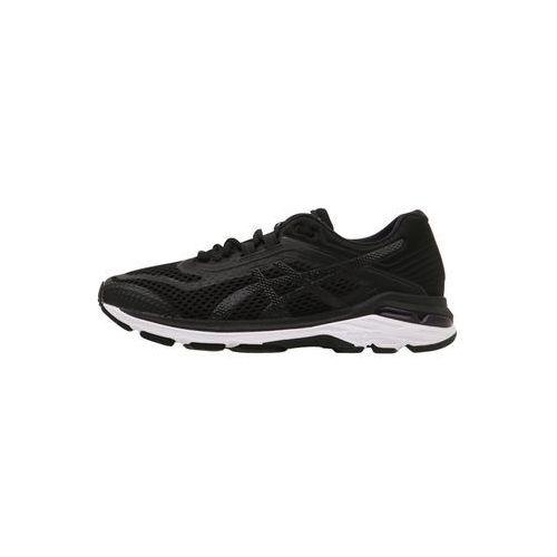 Asics gt2000 6 obuwie do biegania treningowe black/white/carbon (4549846691264)