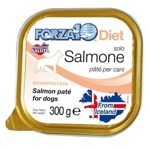 Forza10 solo diet dla psa 300g: smak - łosoś dostawa 24h gratis od 99zł (8020245203709)