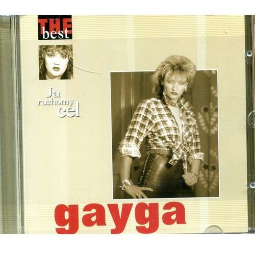 Gayga - Ja Ruchomy Cel - The Best, CDMTJ10406