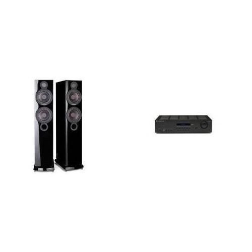 Cambridge audio topaz sr20 +aeromax 6 zestaw audi marki Zestawy