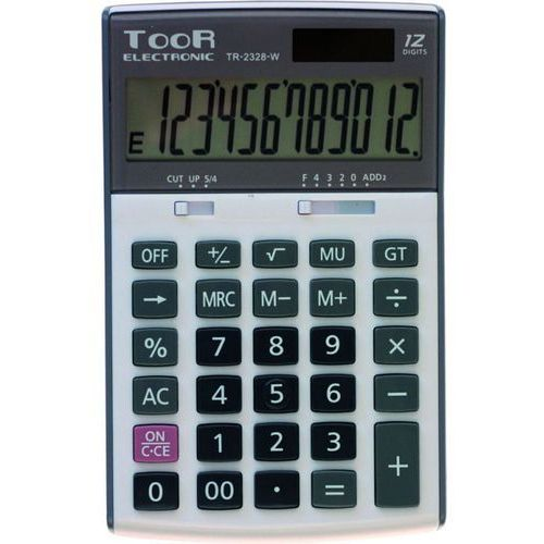 Kalkulator TOOR TR-2328-W