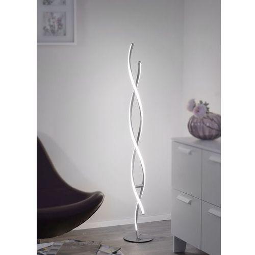 Paul neuhaus polina lampa stojąca led stal nierdzewna, 2-punktowe - nowoczesny/design/lokum dla młodych - obszar wewnętrzny - polina - czas dostawy: od 2-4 dni roboczych