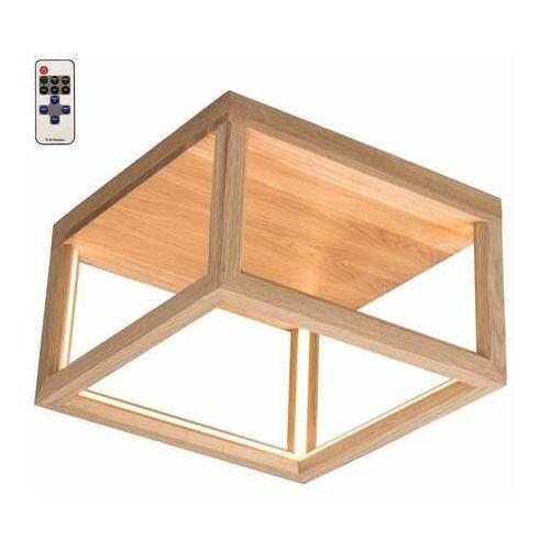 Spot Light Kago LED 91507174 kinkiet lampa ścienna 1x27W Led drewno