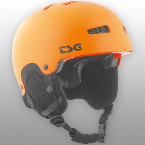 Kask - gravity youth solid color satin orange (169) rozmiar: xxs/xs marki Tsg