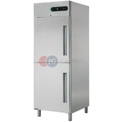 Szafa chłodnicza 2x1/2 drzwi 700 l ECP-G-702 R