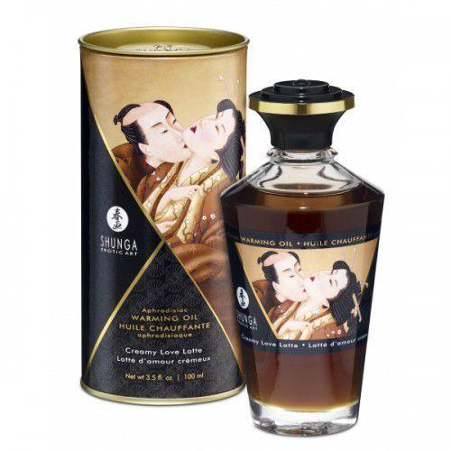 Shunga (can) Shunga aphrodisiac oil creamy latte olejek do masażu 100 ml (0697309022149)