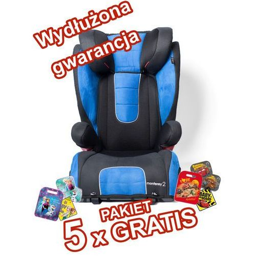 monterey 2 isofix blue >>> pakiet gratisów <<< wys 24h, serwis door to door, hologram marki Diono