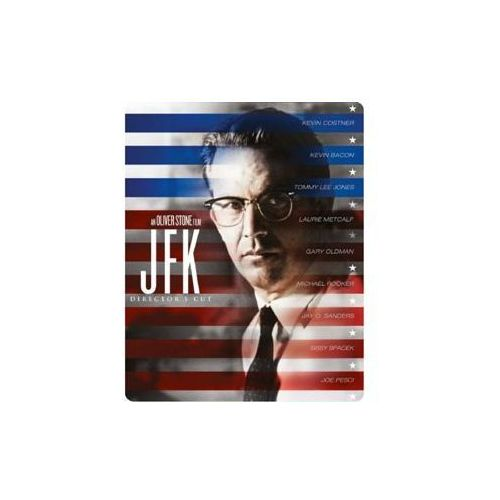 20th century fox Jfk (steelbook) (blu-ray) - oliver stone (5903570069932)