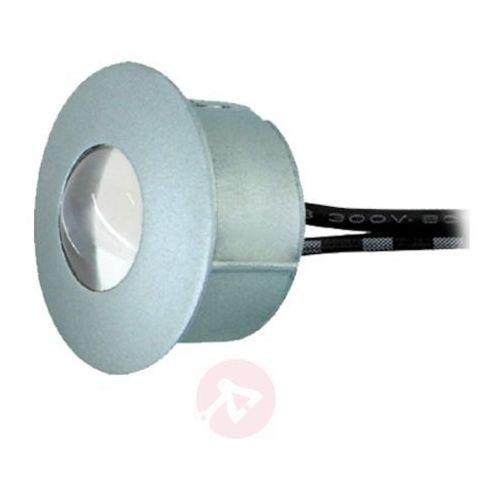 Pamalux Prosta lampa wpuszczana led terzo chłodno-biała