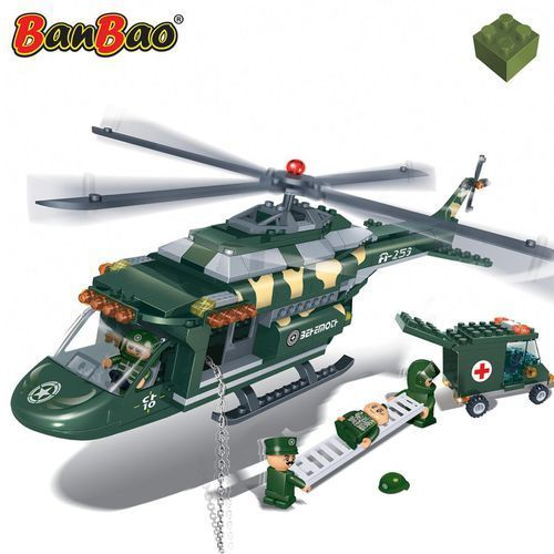 Defence force 8253 armia helikopter ratunkowy marki Moneks