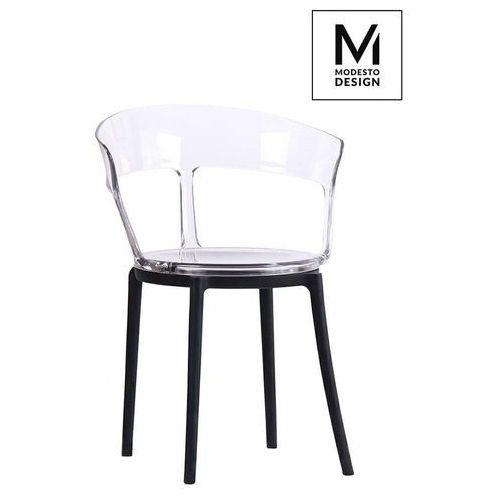 Modesto design Modesto fotel ero transparentny - poliwęglan, nogi polipropylen (5900000049885)