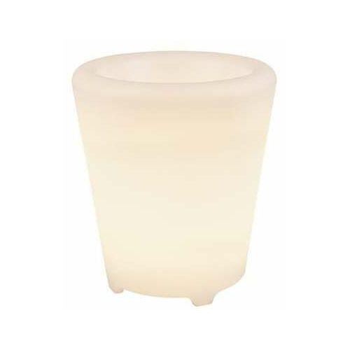 Trio rl hawaii r55096101 lampa stojąca zewnętrzna 1x1,5w led biała (4017807492200)