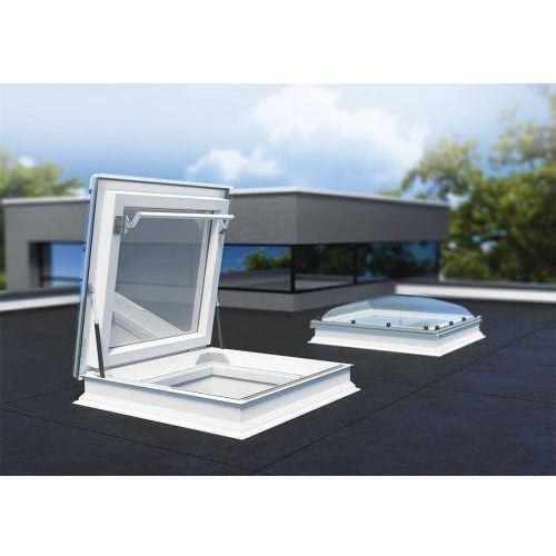 Okno wyłazowe do płaskiego dachu Fakro DRC-C P2 100x100 (5901827183400)