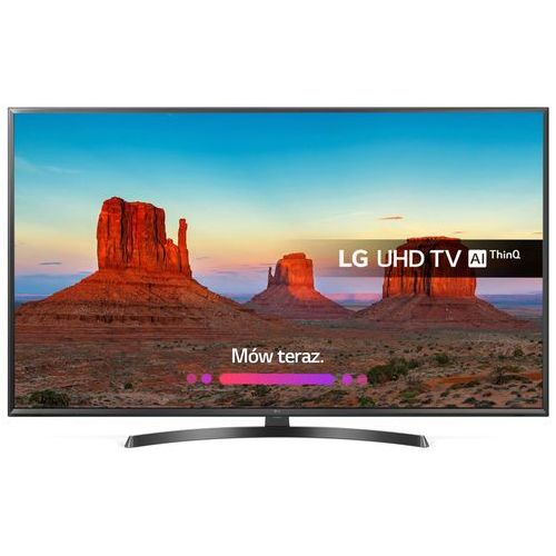 TV LED LG 65UK6470