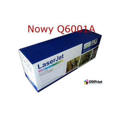 Toner Q6001A - DH01A - toner nowy do HP LaserJet HP 1600, 2600, 2600n, 2605, 2605dn, 2605dtn, - Zamiennik