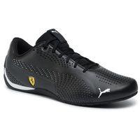 Sneakersy - sf drift cat ultra ii 306422 03 puma black/puma white marki Puma