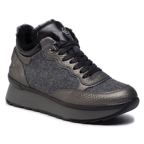 Sneakersy - saas fee 3a 293-5833 anthracite 79, Bogner