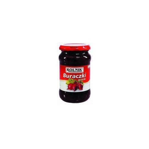 Buraczki wiórki 370 ml  wyprodukowany przez Rolnik
