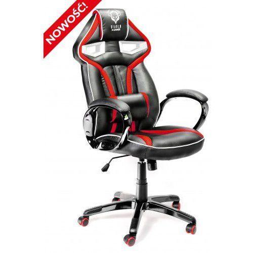 Fotel dla gracza Diablo X-Gamer Plus z kategorii Krzesła i fotele biurowe