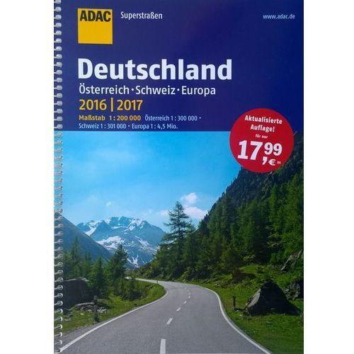 SuperStrassen ADAC. Niemcy, Austria... 2016/2017