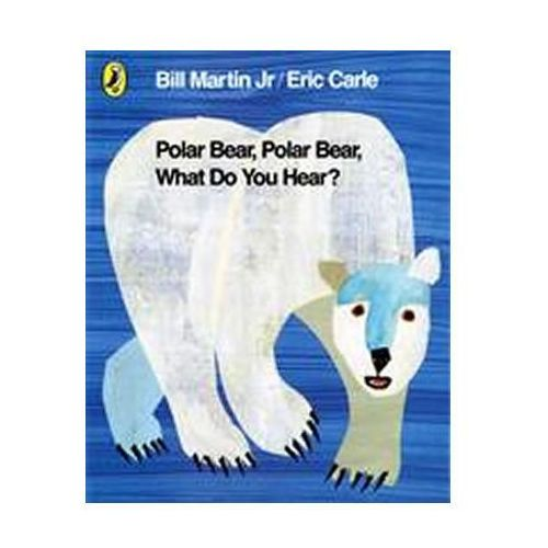 Polar Bear, Polar Bear, What Do You Hear?, Carle, Eric