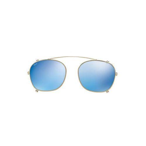 Persol Okulary słoneczne po3007c clip-on only 905/55