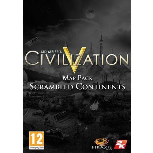Civilization 5 Scrambled Continents (PC)