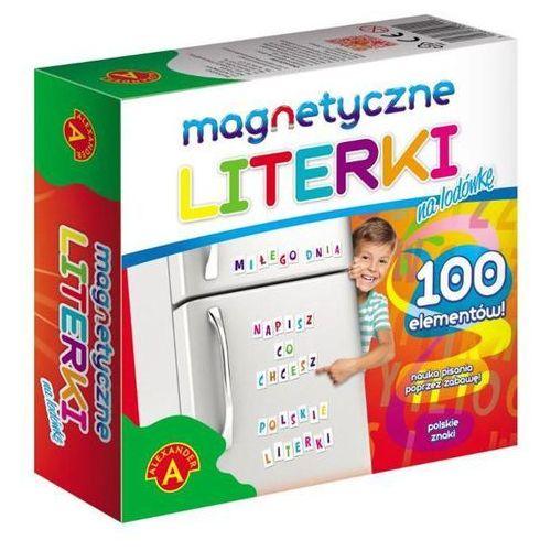 Alexander literki magnetyczne na lodówkę (5906018008111)