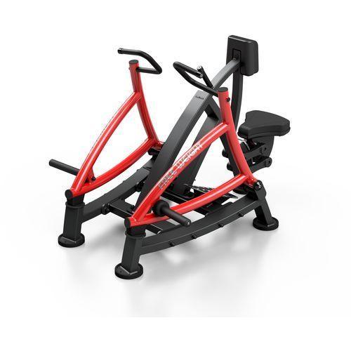 Maszyna na wolny ciężar na mięśnie pleców mf-u010 - marki Marbo sport