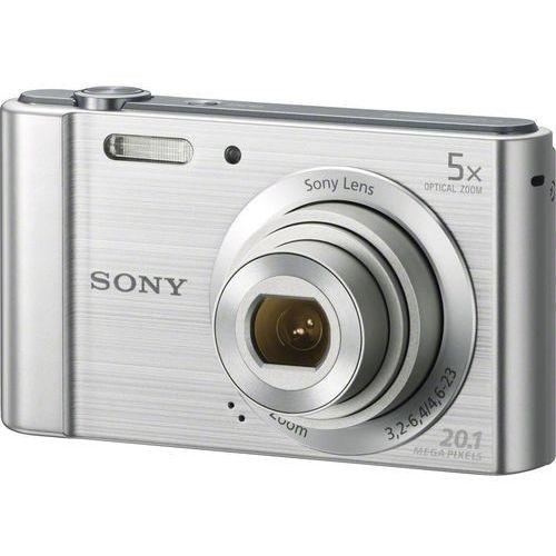Sony cybershot dsc-w800 silver (4905524978704)