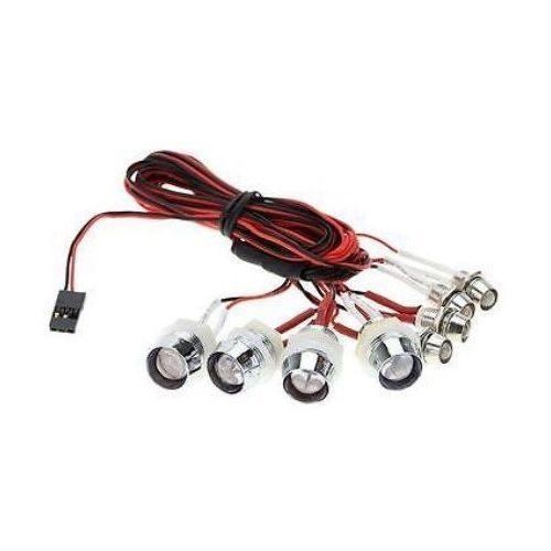 Zestaw oświetlenia LED L8 do samochodów RC