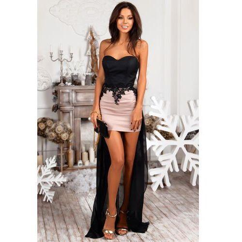 Sukienka MAYRA, kolor czarny