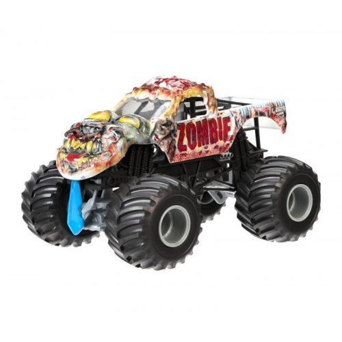 Mattel Hot wheels monster jam - auto off-road zoombe