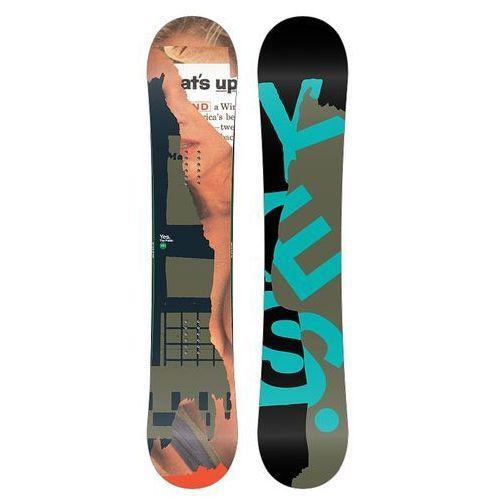 snowboard YES - Public (MULTI) rozmiar: 151 z kategorii Deski snowboardowe
