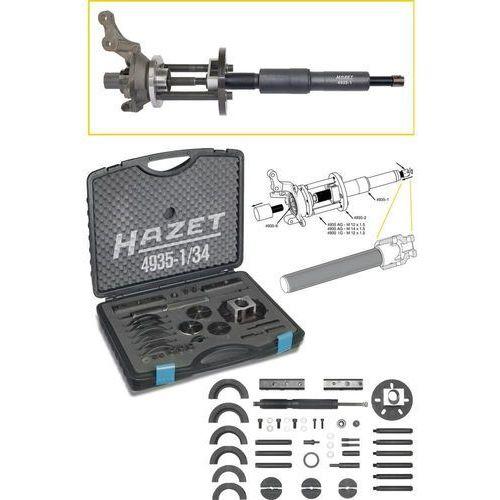 HAZET Tarcza z otworami Ø 160 mm, do otworów Ø 90 do 130 mm 4935-42 Hazet 4935-42