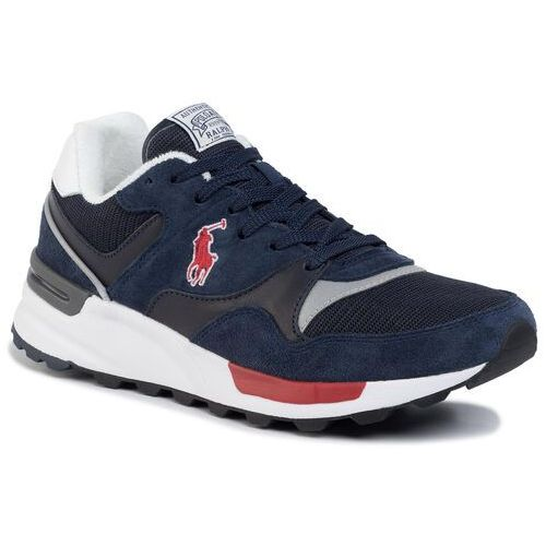 Sneakersy - trckstr 809773080001 newport navy/authentic nvy/red, Polo ralph lauren, 40-46