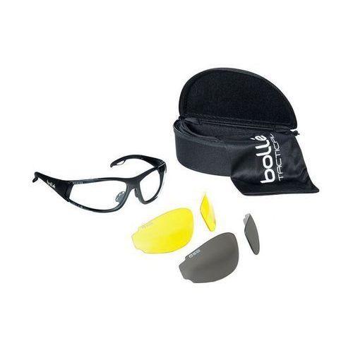 Bolle Okulary  tactical rogue ballistic clear,yellow,smoke (rogkit), kategoria: okulary i gogle ochronne