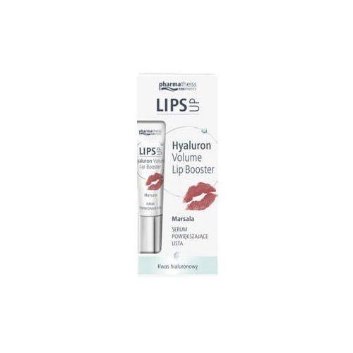 Lips up serum powiększające usta marsala 7ml marki Zdrovit