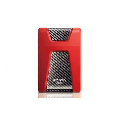 dashdrive durable hd650 2tb 2.5'' usb3.1 czerwony marki Adata