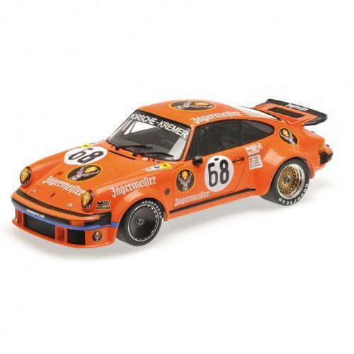 Porsche 934 Herve Poulain #68 Poulain/Feitler/Holup/Doren 24h Le Mans 1978 - DARMOWA DOSTAWA!!!