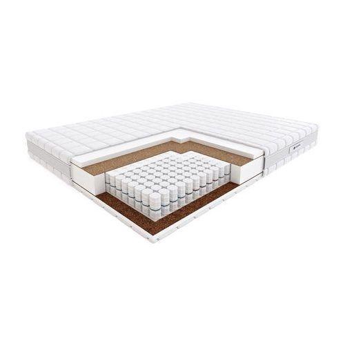 Hilding pasodoble - materac kieszeniowy, sprężynowy, rozmiar - 160x200, pokrowiec - velvet wyprzedaż, wysyłka gratis (5901595007731)