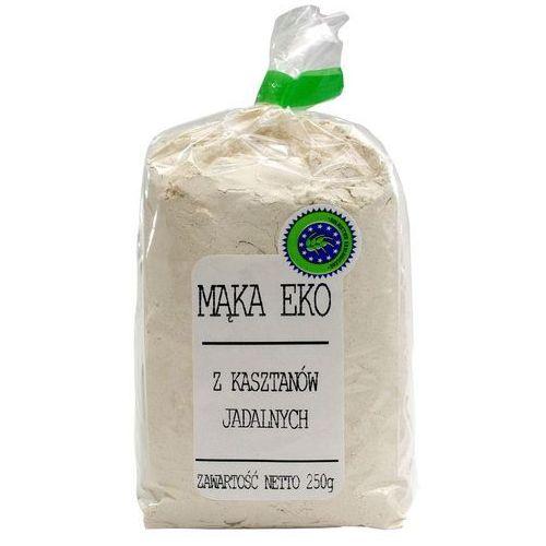 Mąka z kasztanów jadalnych BIO 250g, 8031259453219