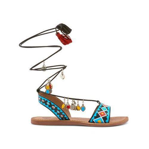 Sandały damskie - haimi-01 marki Gioseppo
