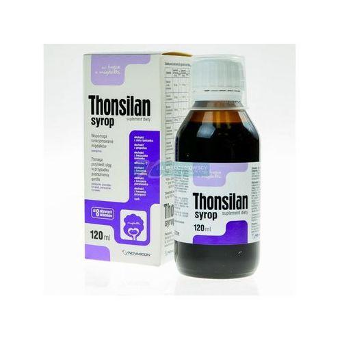 Syrop Thonsilan syrop 120 ml