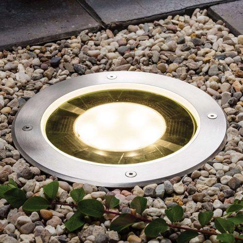 SOLAR PANDORA LED IP67 oprawa najazdowa solarna 1x0,36W Paulmann 93776 (4000870937761)